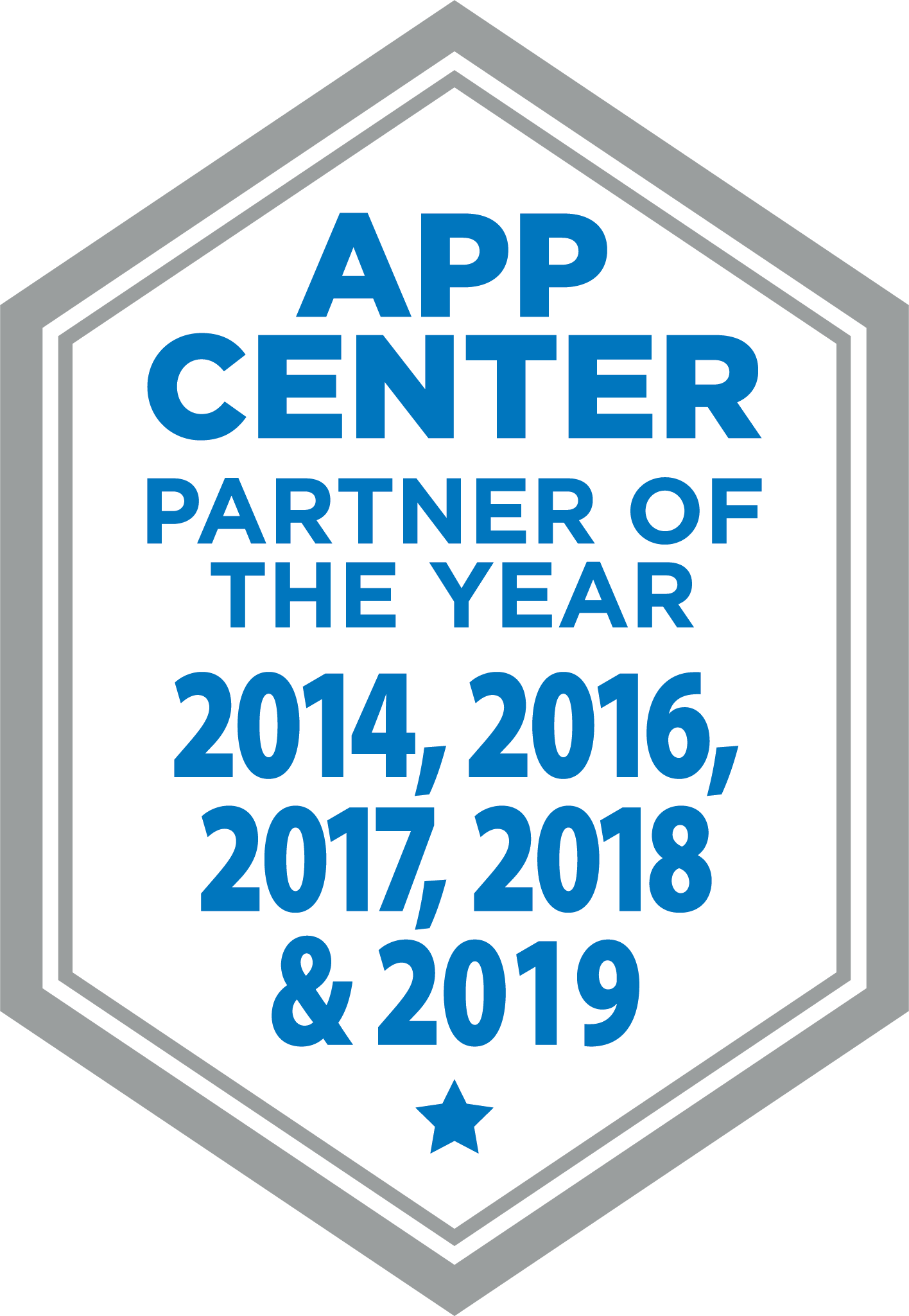 Concur App Center Partner of the Year 2019